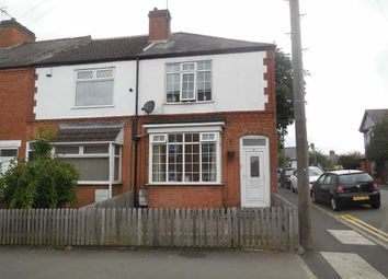 Thumbnail 2 bed terraced house for sale in Cleveland Road, Hinckley
