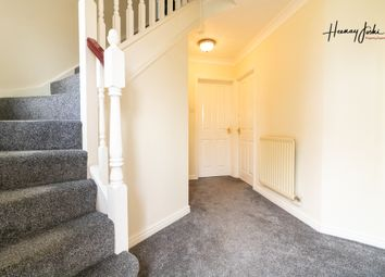 Thumbnail 4 bed detached house for sale in Knights Templar Way, Coventry