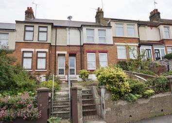 Thumbnail 3 bed terraced house for sale in Magpie Hall Road, Chatham