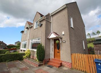 Thumbnail 2 bedroom semi-detached house for sale in Stafford Road, Greenock, Inverclyde