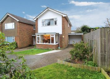 Thumbnail 3 bed detached house to rent in Lark Rise, Hazlemere, High Wycombe