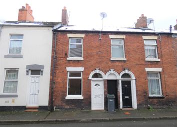 Thumbnail 2 bed terraced house to rent in Henry Street, Stoke-On-Trent, Staffordshire