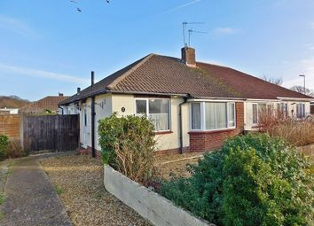 Thumbnail 2 bed semi-detached bungalow for sale in Mayfield Close, Stubbington, Fareham