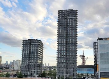 Thumbnail 1 bed property to rent in Cassia Point, 2 Glasshouse Gardens, Stratford, London.