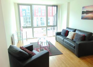 Thumbnail 1 bedroom flat to rent in Navigation Street, Birmingham