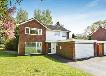 Thumbnail 5 bed detached house for sale in Greening Drive, Edgbaston, Birmingham