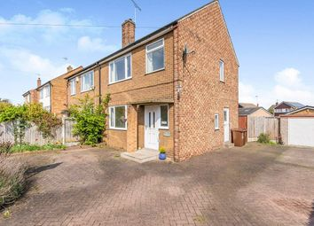 Thumbnail 3 bed semi-detached house to rent in Sotheron Croft, Darrington, Pontefract