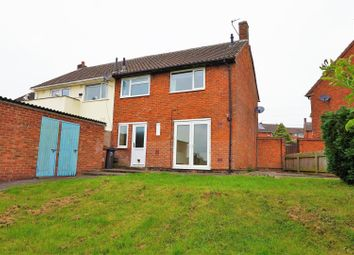 Thumbnail 3 bed semi-detached house for sale in Sherwood Drive, Melton Mowbray