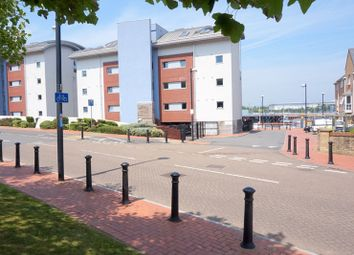 Thumbnail 2 bed flat for sale in Ty Devonia, Pierhead View, Penarth