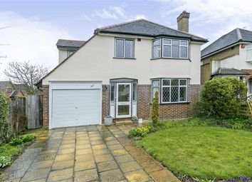 Thumbnail 4 bed detached house for sale in Fairfield Way, Epsom, Surrey