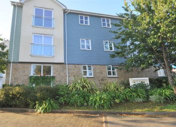 Thumbnail 2 bed flat for sale in Providence House, College Hill, Penryn