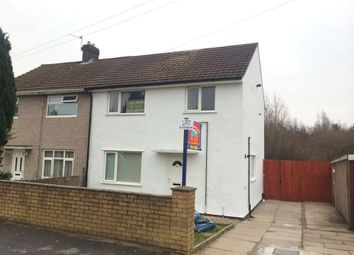Thumbnail 1 bed flat to rent in Brookway Lane, St. Helens