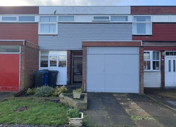 Thumbnail 3 bed terraced house to rent in Telford Road, Tamworth