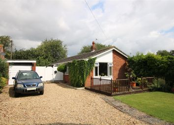 Thumbnail 3 bed detached bungalow for sale in East Road, Navenby, Lincoln