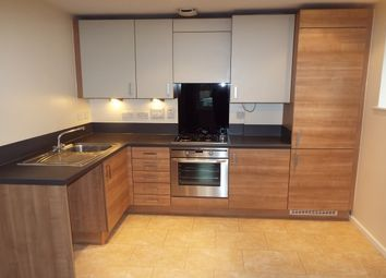 Thumbnail 1 bed flat to rent in Springhead Road, Northfleet, Gravesend