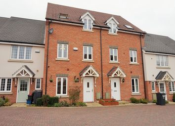 Thumbnail 4 bedroom town house for sale in Pembridge Gardens, Stevenage