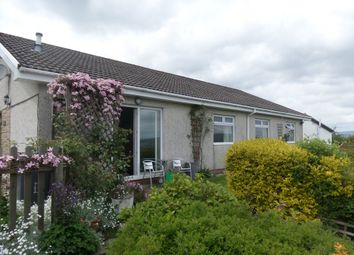 Thumbnail 3 bed detached bungalow for sale in Maes Meyrick, Heolgerrig, Merthyr Tydfil