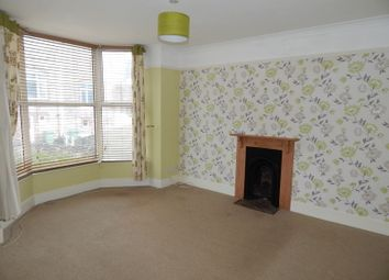 Thumbnail 1 bedroom flat to rent in Princes Road East, Torquay