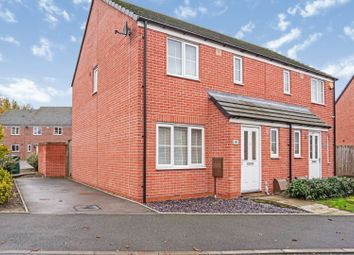 3 bed semi-detached house for sale in Claybrookes Lane, Binley, Coventry CV3