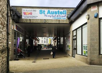 Thumbnail Retail premises to let in 2, Old Vicarage Place, St Austell