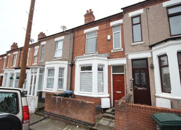Thumbnail 3 bed terraced house to rent in Wyley Road, Coventry