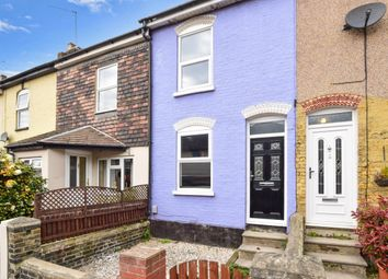 Thumbnail 3 bed terraced house to rent in Grange Road, Strood, Rochester