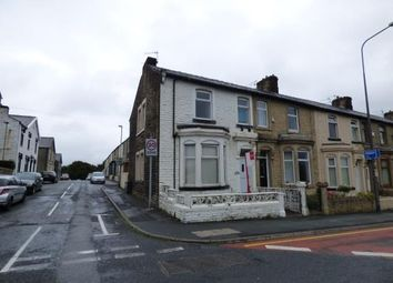 Thumbnail 4 bed end terrace house for sale in Padiham Road, Burnley, Lancashire