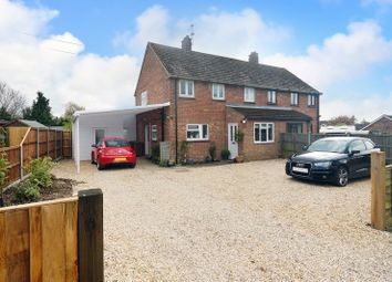 Thumbnail 3 bed semi-detached house for sale in Mill Hill, Horning, Norwich