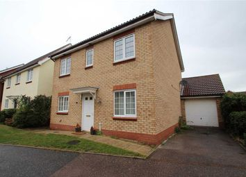 Thumbnail 4 bedroom detached house for sale in Turnbull Close, Grange Farm, Kesgrave, Ipswich