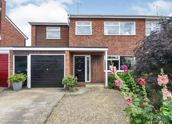 Thumbnail 4 bedroom semi-detached house for sale in The Greenways, Coggeshall, Colchester
