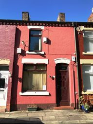 Thumbnail 2 bedroom terraced house for sale in Milnthorpe Street, Garston, Liverpool