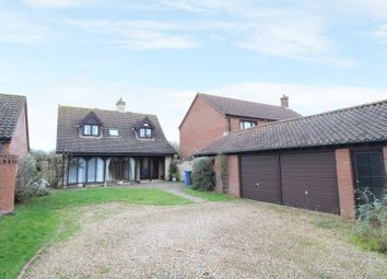 Thumbnail 2 bed detached house for sale in Mill Lane, Barnby, Beccles