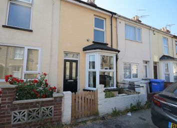 Thumbnail 2 bedroom terraced house to rent in Beaconsfield Road, Lowestoft, Suffolk