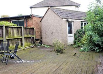 Thumbnail 3 bed end terrace house to rent in North Acton Road, London