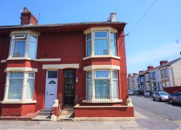 Thumbnail 4 bed end terrace house for sale in Cambridge Road, Bootle