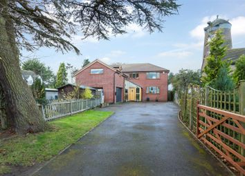 Thumbnail 5 bed detached house for sale in Mill Road, Ullesthorpe, Lutterworth