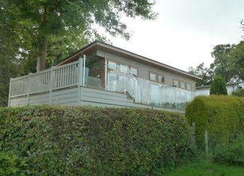 Thumbnail 2 bed mobile/park home for sale in Llanfwrog, Llanfwrog, Ruthin, North Wales, North Wales