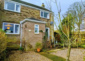 Thumbnail 3 bed semi-detached house for sale in Coasthill, Crich, Matlock