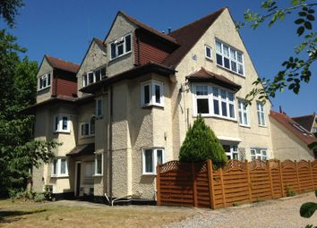 Thumbnail 1 bed flat to rent in Hillcroome Road, Sutton