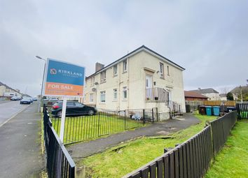 2 bed flat for sale in Monkland View Crescent, Baillieston, Glasgow G69