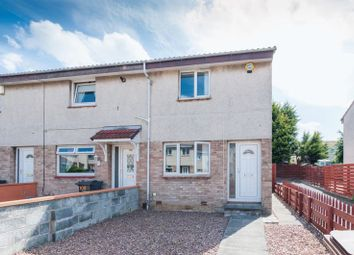Thumbnail 2 bed end terrace house for sale in 106 Peacocktail Close, Newcraighall, Edinburgh