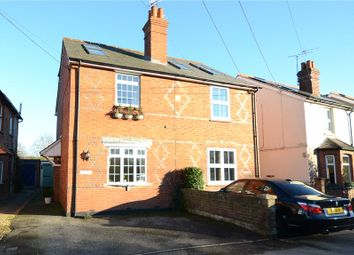 Thumbnail 3 bed semi-detached house for sale in Rose Cottages, Lodge Road, Whistley Green