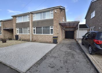Thumbnail 3 bed semi-detached house for sale in Matford Close, Bristol, Somerset