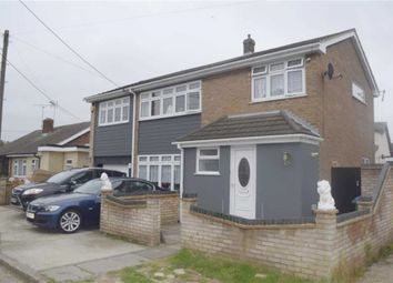 Thumbnail 4 bed detached house for sale in Surig Road, Canvey Island, Essex