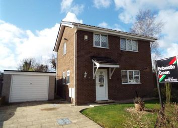 Thumbnail 3 bed detached house for sale in St. Francis Close, Fulwood, Preston, Lancashire