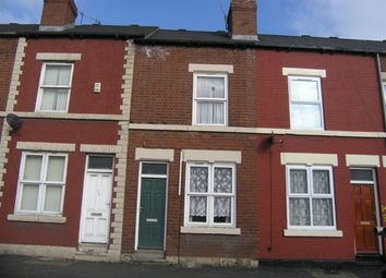 Thumbnail 3 bedroom terraced house to rent in Upwell Street, Sheffield