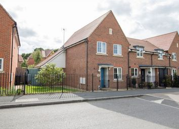 Thumbnail 3 bed end terrace house to rent in Damson Drive, Hartley Wintney, Hook