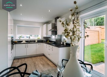 Thumbnail 3 bed semi-detached house to rent in Quarrymans View, Worsley, Manchester