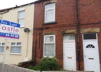 Thumbnail Terraced house for sale in Pontefract Road, Featherstone, Pontefract
