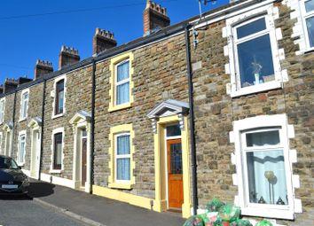 Thumbnail 2 bed terraced house for sale in Odo Street, Swansea